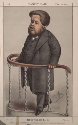 Vanity Fair: Charles Spurgeon