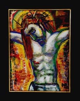 1936_Hans_Breinlinger_-_Dornengekroenter_Christus