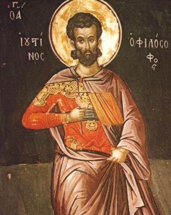 Saint_Justin_Martyr_by_Theophanes_the_Cretan