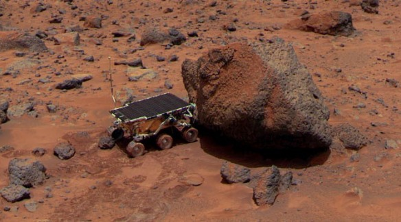 The Sojourner Mars Rover