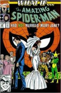 WhatIfSpiderManNotMarried